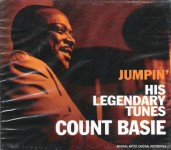 CD - Count Basie - Jumpin' His Legendary Tunes