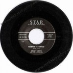 Single - Grady Lewis And The Starlighters - Sad Story, Rompin' Stompin'