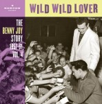 LP - Benny Joy - Wild Wild Lover