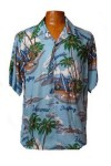 Hawaii - Shirt - Kauai Light Blue