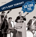 LP - Blue Ribbon Four - Lets Bop Tonight