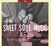CD - VA - Sweet Soul Music 30 Scorching Classics 1965
