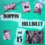 LP - VA - Boppin Hillbilly Vol. 15