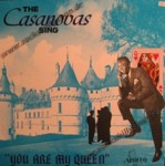 LP - Casanovas sing - You Are My Queen