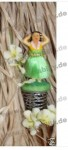 Wackelfigur klein - Hula Hawaii Tiki Girl Mini
