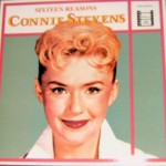 LP - Connie Stevens - Sixteen Reasons