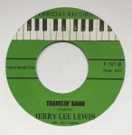 nSingle - Jerry Lee Lewis - Rock'n'Roll; Travelin' Band