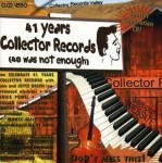 CD - VA - 41 Years Collector Records