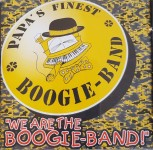 CD - Papa's Finest Boogie-Band - We Are The Boogie-Band