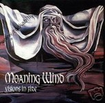 CD - Moaning Wind - Visions In Fire
