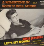 LP - Kris Jensen - Let's Sit Down