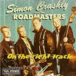 CD - Simon Crashly - On The Right Track