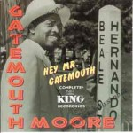 CD - Gatemouth Moore - Hey Mr Gatemouth