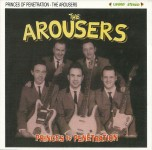 CD - Arousers - Princes Of Penetration