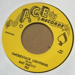 Single - Bad Smitty - Smokestack Lightnin? / Walkin? With Smitty