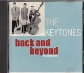 CD - Keytones - Back And Beyond