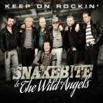 CD - VA - Snakebite & Wild Angels - Keep On Rockin'