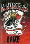 DVD - Kingcats - Tearing It Up Live DVD