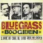 CD - Blue Grass Boogiemen - Live at Cafe de Stad