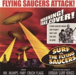 CD - Urban Surf Kings - Surf Vs. The Flying Saucers