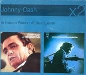 CD-2 - Johnny Cash - At Folsom Prison / At San Quentin