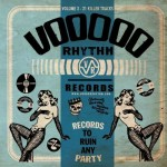 CD - VA - A Record To Ruin Any Party - Voodoo Rhythm Compilation Vol. 3