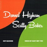 Single - Darrel Higham - Baby Moon; House of The Rising Sun