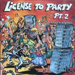 CD - VA - License To Party Vol. 2
