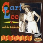 CD - Cari Lee & The Saddle-ites - Red Barn Baby
