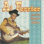 CD - Al Ferrier & His Boppin Billies - self titled