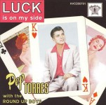 CD - Pep Torres - Luck Is On My Side