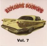 CD - VA - Explosive Doowop Vol. 7
