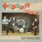 CD - Volcanics - Stompin' Garage
