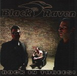 CD - Black Raven - We Rock In Threes