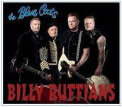 CD-Single - Blue Cats - Billy Ruffians