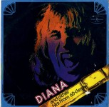 LP - Flying Saucers - Diana and other Hits from 60-ties