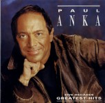 LP - Paul Anka - Five Decades Greatest Hits