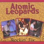 CD - Atomic Leopards - Rockin' Fix