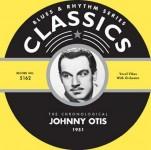 CD - Johnny Otis - 951 The chronological classics