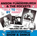 CD - Anson Funderburgh & The Rockets - Talk To You By Hand