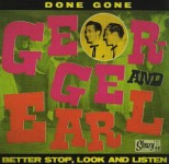 Single - George And Earl - Better Stop, Look And Listen