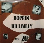 LP - VA - Boppin Hillbilly Vol. 20
