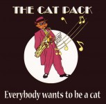 CD-M - Cat Pack - Everybody Wants To Be A Cat