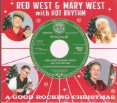 CD - Red West & Mary West With Hot Rhythm