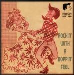 CD - VA - Rockin with a boppin feel