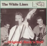Single - White Lines - Original Rock'n'Roll - Is It Love, Maybelline, Well. . . Come On Baby, Ready To Rock
