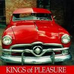CD - Kings of Pleasure - Self Titled