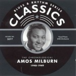 CD - Amos Milburn - Classics 1948-1949 The Chronological Classics