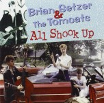CD - Brian Setzer & The Tomcats - Early Live Recordings - All Shook Up - Vol. 5