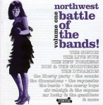 CD - VA - Northwest Battle Of The Bands Vol. 1